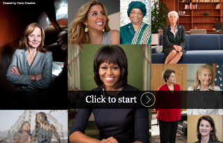 Forbes' 10th Anniversary of the World's Most Powerful Women